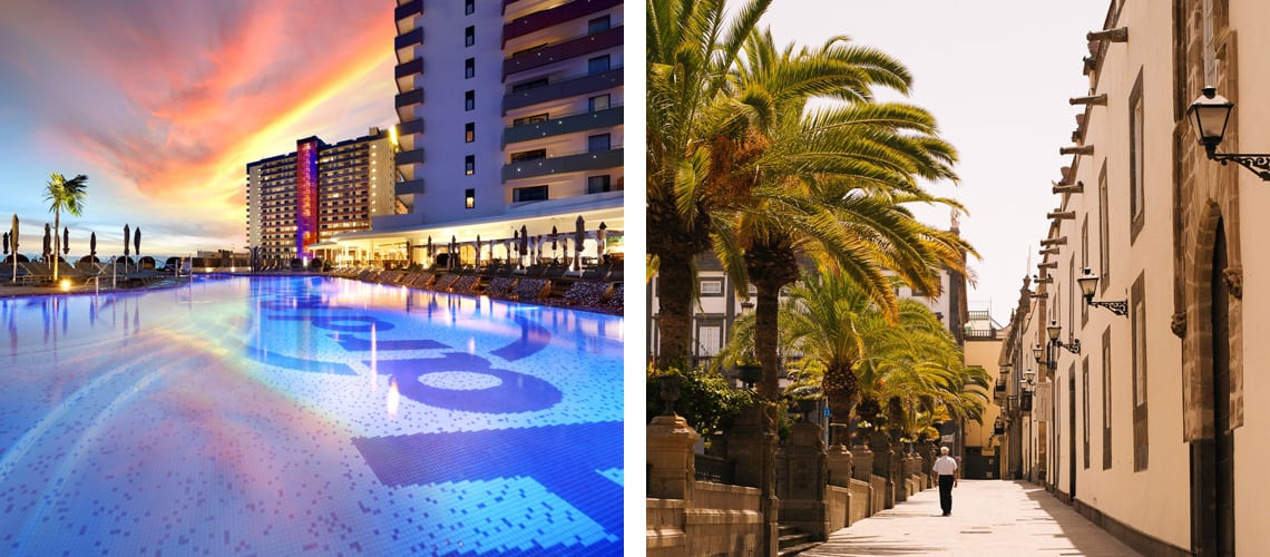 Little Guest Hotels Collection Hard Rock Hotel Tenerife Landscape