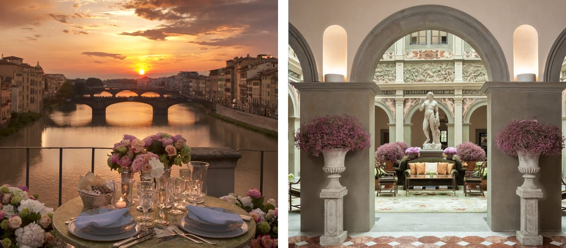 Little Guest Hotels Collection Four Seasons Florence