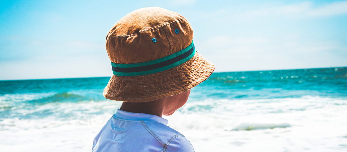Little Guest Hotels Collection La Reunion Boy Hat Beach