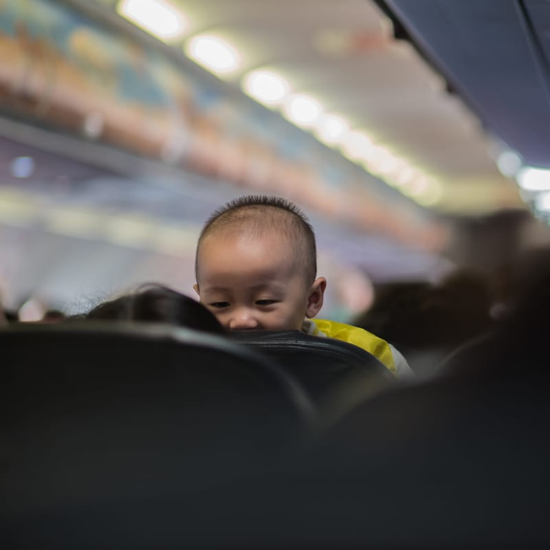 Little Guest Hotels Collection Plane Baby Travel