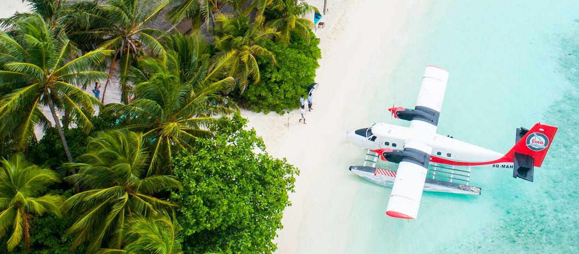 Little Guest Hotels Collection Plane Dream Island