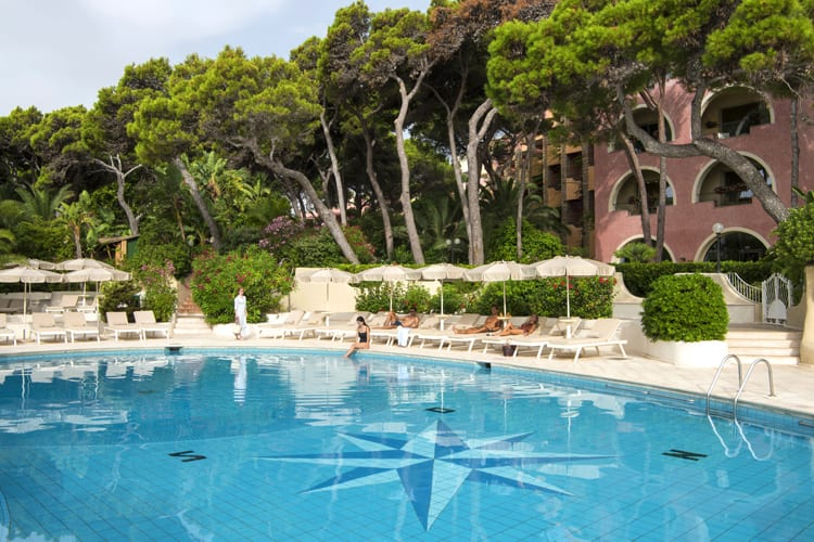 Resort pool Hôtel Il Castello Forte Village Resort ****