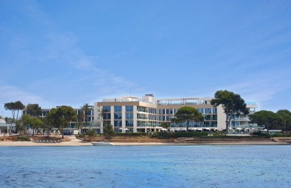 Little Guest Hotels Collection ME Ibiza The sea
