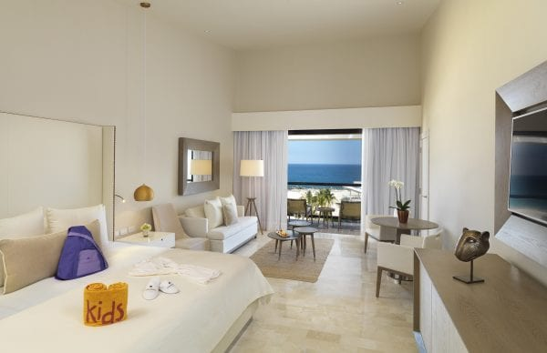 Room with a terrace overlooking the sea Paradisus Los Cabos Resort *****
