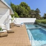 Little Guest Hotels Collection ME Ibiza Villa with private swimming pool