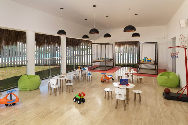 Baby club at The Grand Reserve At Paradisus Palma Real in Punta Cana