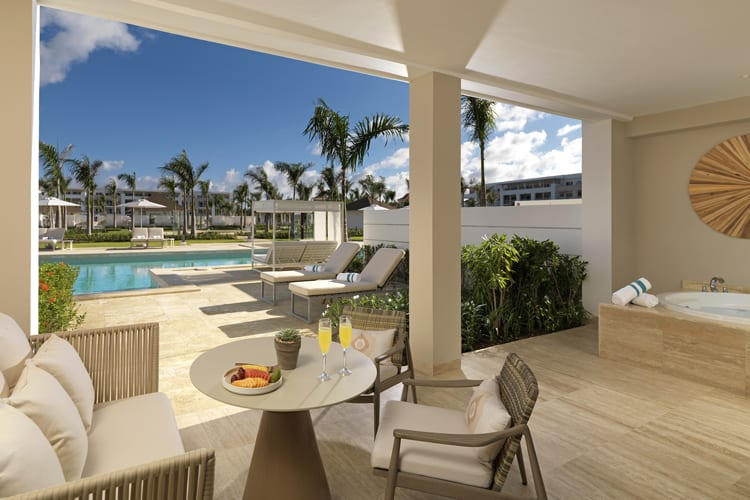 Suites at The Grand Reserve At Paradisus Palma Real in Punta Cana