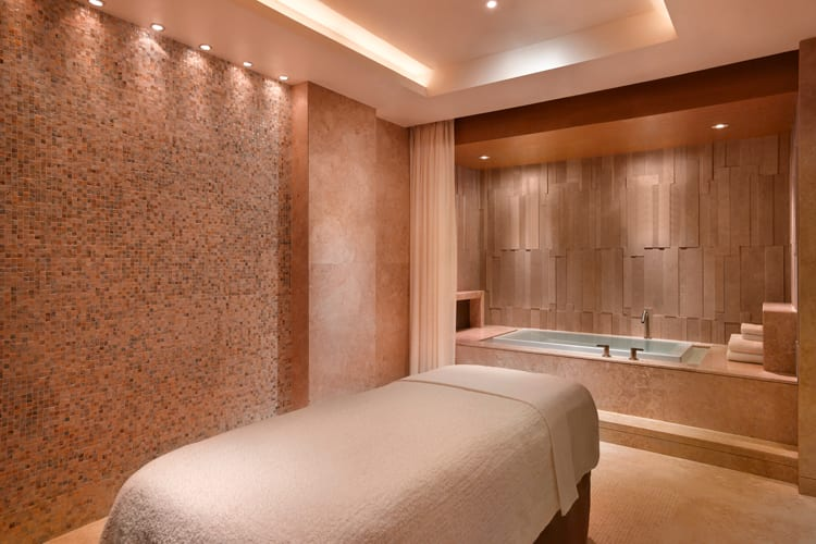 Grand Hyatt Dubai Spa