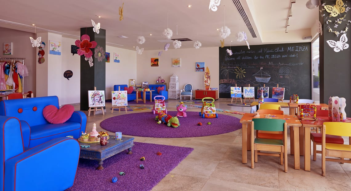 Little Guest Hotels Collection ME Ibiza Kids Club