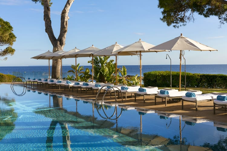 Little Guest Hotels Collection ME Ibiza Swimming Pool