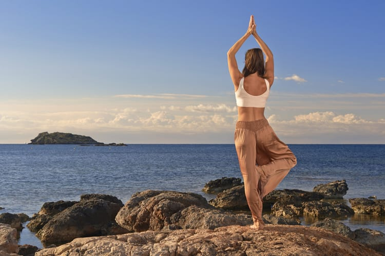 Little Guest Hotels Collection ME Ibiza Yoga