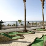 Palladium Hotel Costa del Sol  Mini golf
