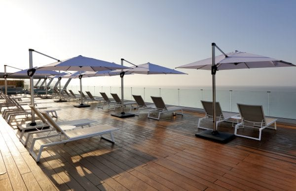 Palladium Hotel Costa del Sol Deck chairs