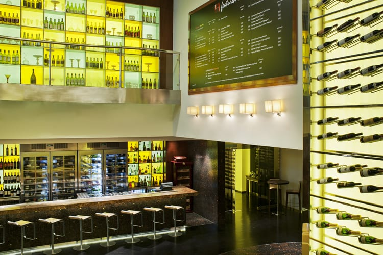 Westin Dubai Oeno Wine Bar-High