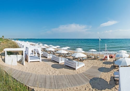 Masseria Toree Coccaro Sandy Beach
