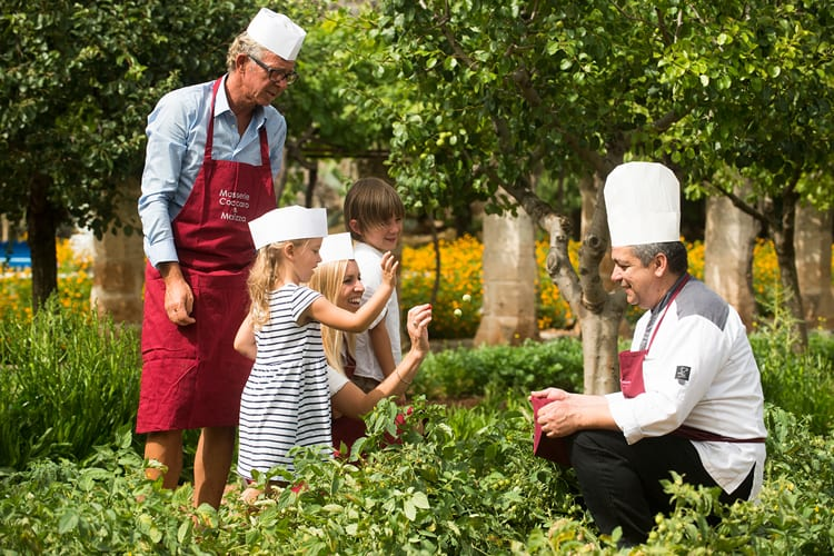 Masseria Torre Coccaro Vegetables Kids