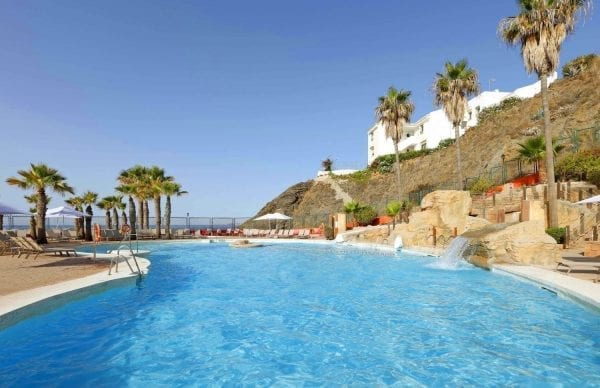 Palladium Hotel Costa del Sol Pool