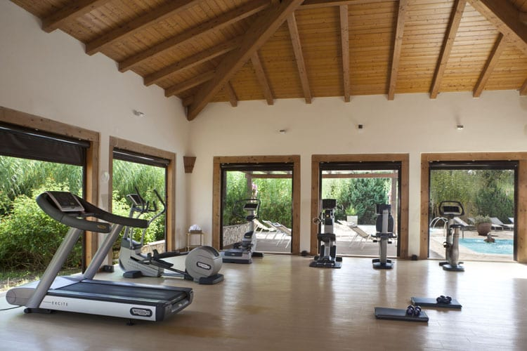 Resort & Spa Le Dune Fitness
