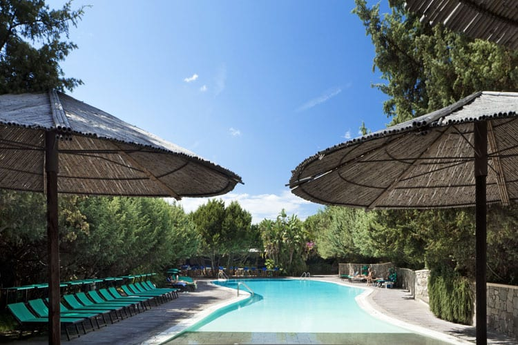 Resort & Spa Le Dune Rocce Piscina