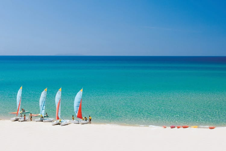 Resort & Spa Le Dune catamarans