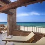 Resort & Spa Le Dune  Room with a private terrace