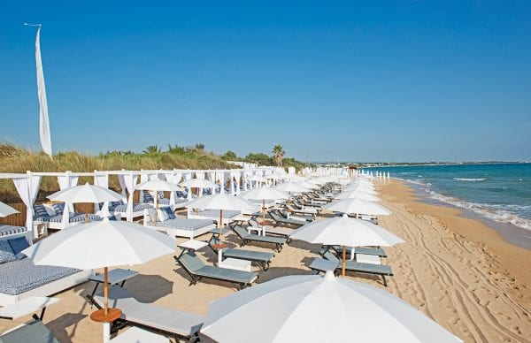 Masseria Torre Coccaro The beach front