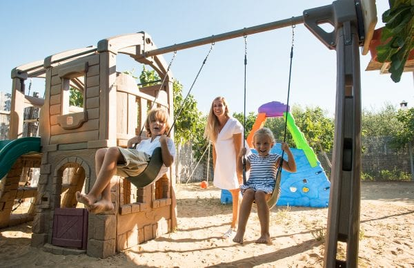 Masseria Torre Coccaro Outdoor playground for the kids