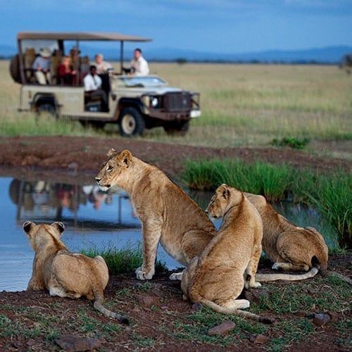 Tanzania with your family