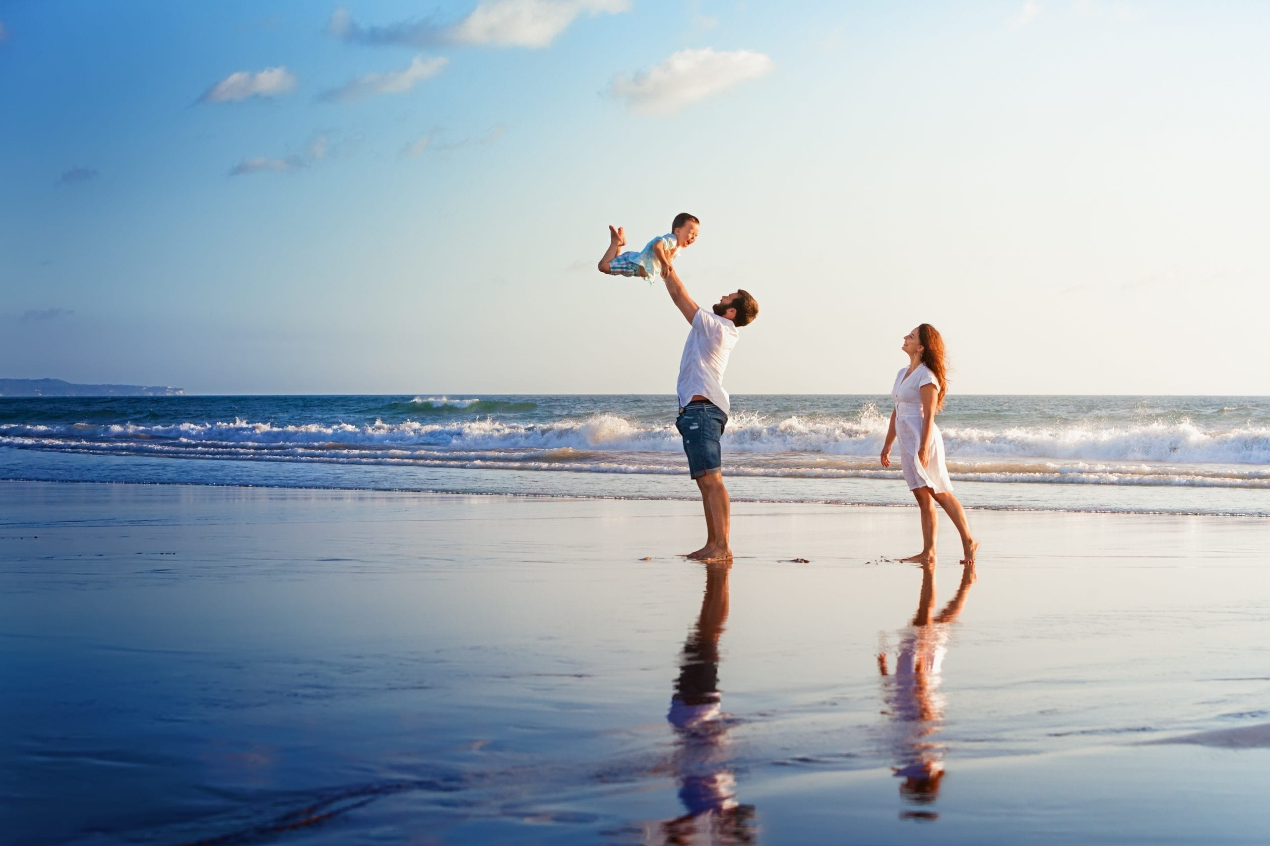 Family time by the beach Vila Vita Parc Resort & Spa