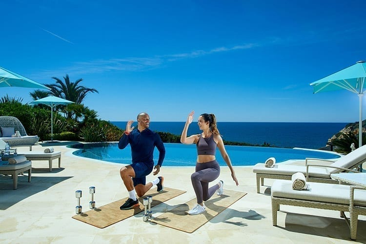 Workout Vila Vita Parc Resort & Spa