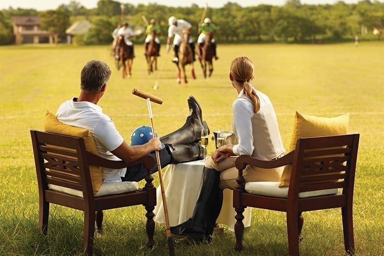 WATCHIN POLO PLAYERS - LITTLE GUEST COLLECTION - CASA DE CAMPO