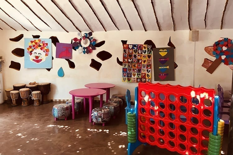 Le Lamantin Beach Resort Kids Club