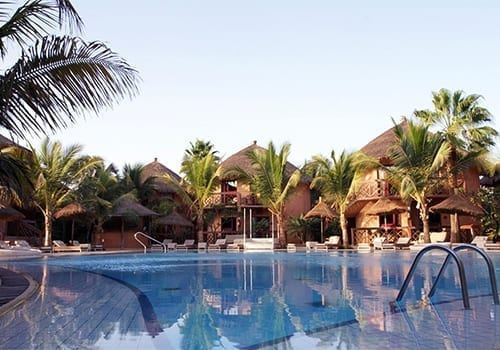 Le Lamantin Beach Resort & Spa *****