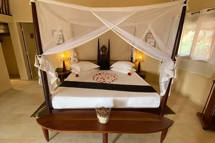 Le Lamantin Beach Resort & Spa Suite King Bed