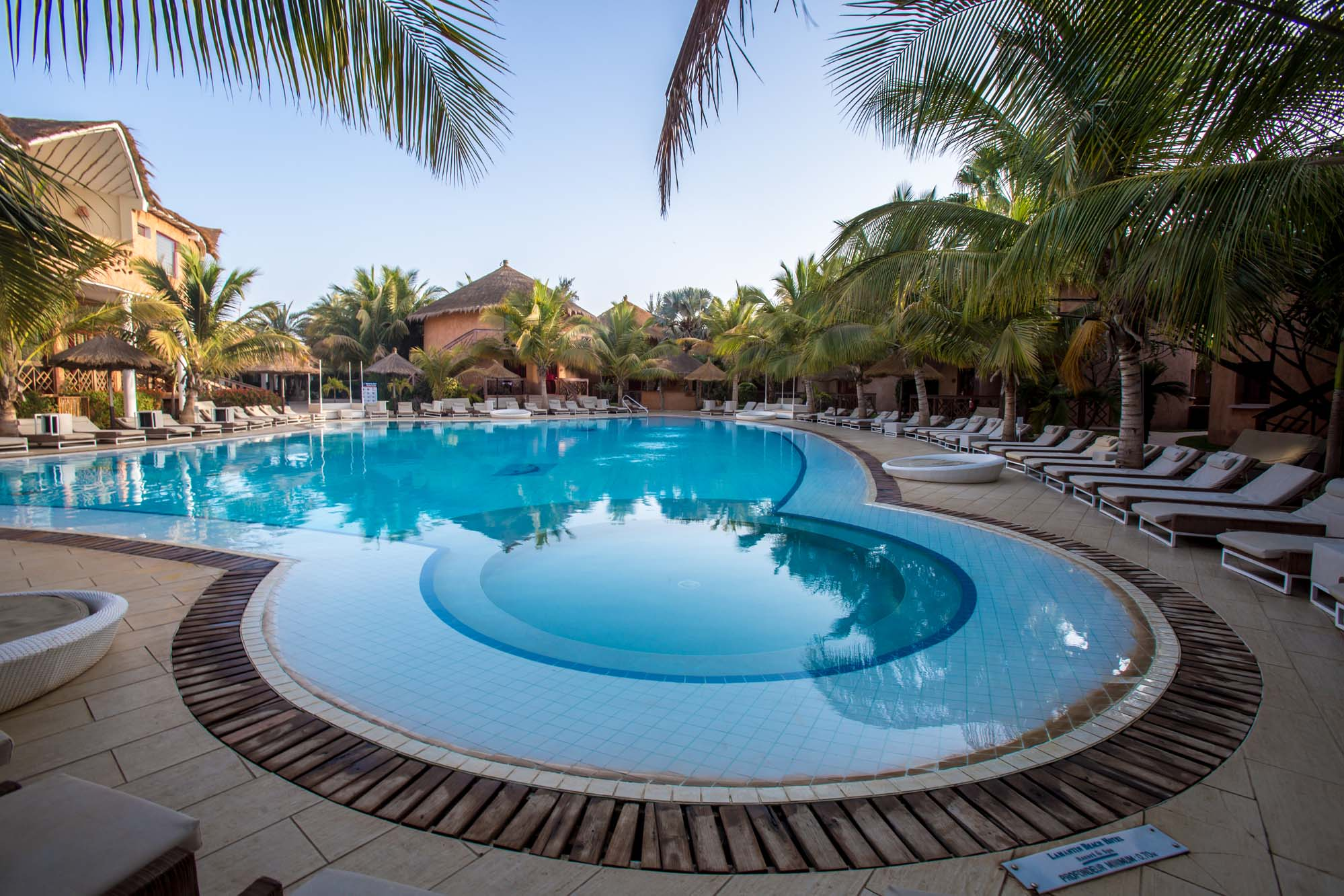 Immersion Piscines Et Spas blue bay - le lamantin beach resort & spa ***** - little guest