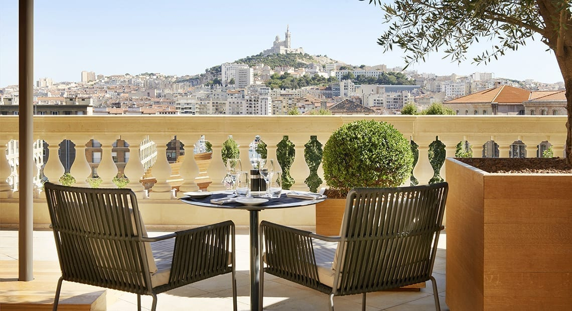 InterContinental Marseille – Hotel Dieu *****