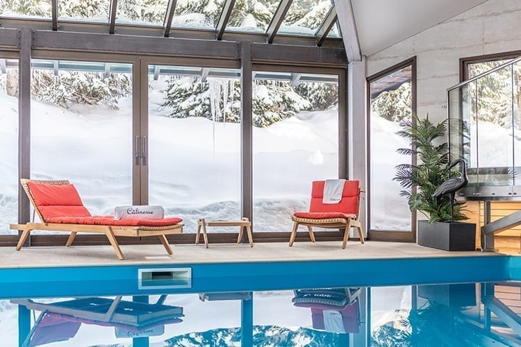 Les Sherpas Little Guest Hotels Collection Spa pool