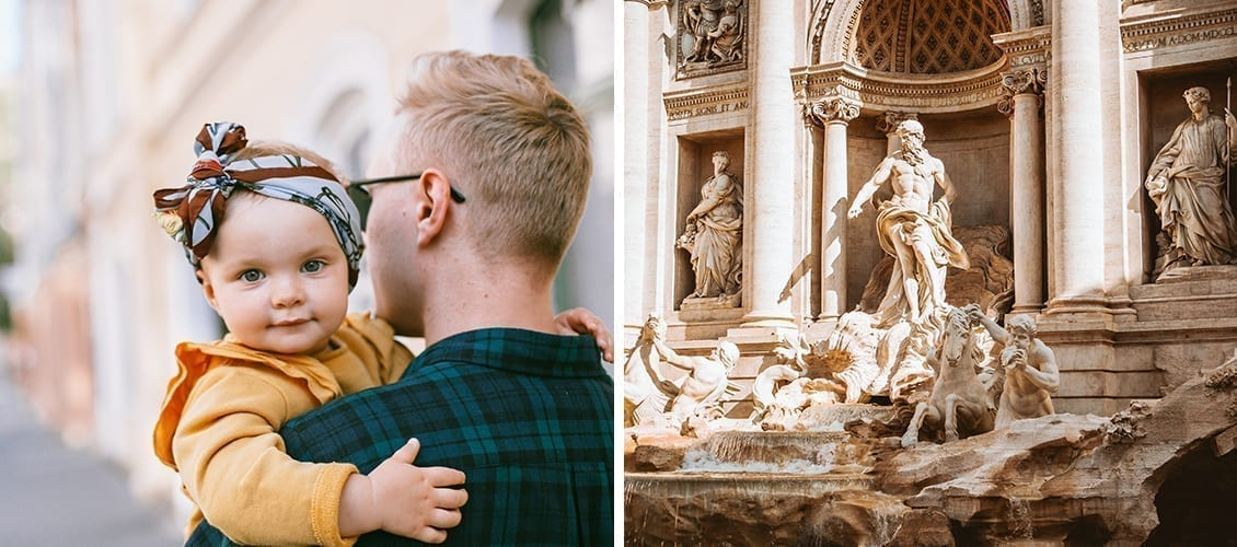 Visit Roma with your family