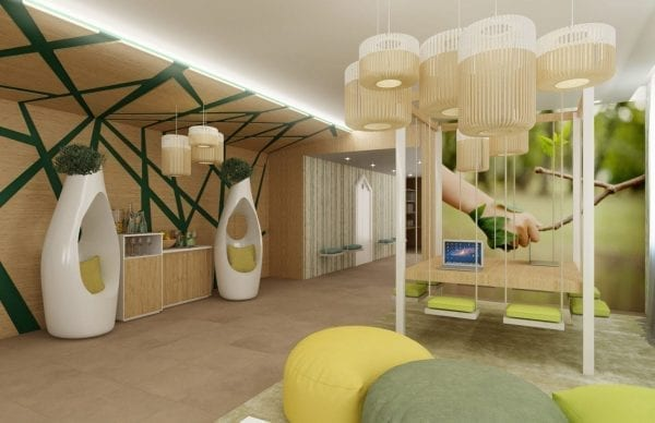 The Sense Experience Resort Room with sofas