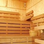 Sauna at Nana Golden Beach