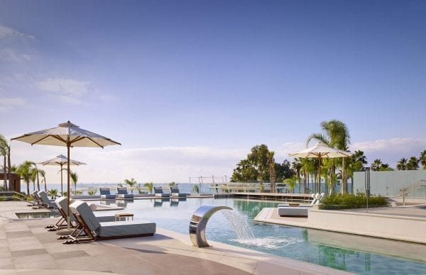 Outdoor pool Parklane, a Luxury Collection Resort & Spa *****