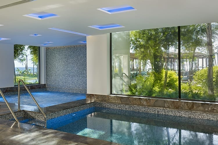 Parklane Luxury Collection Resort Spa Little Guest spa