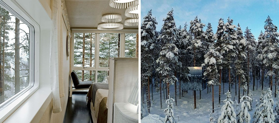 Treehotel AB x Little Guest in Lapland