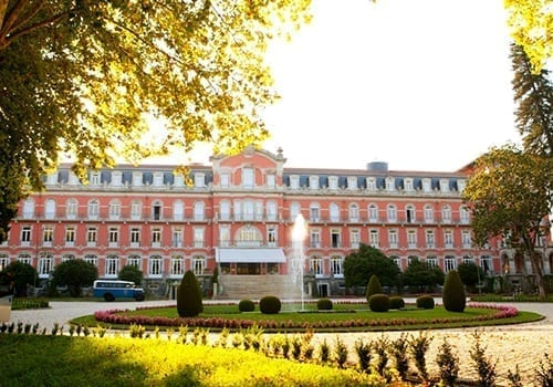 Vidago Palace Hotel Outdoor