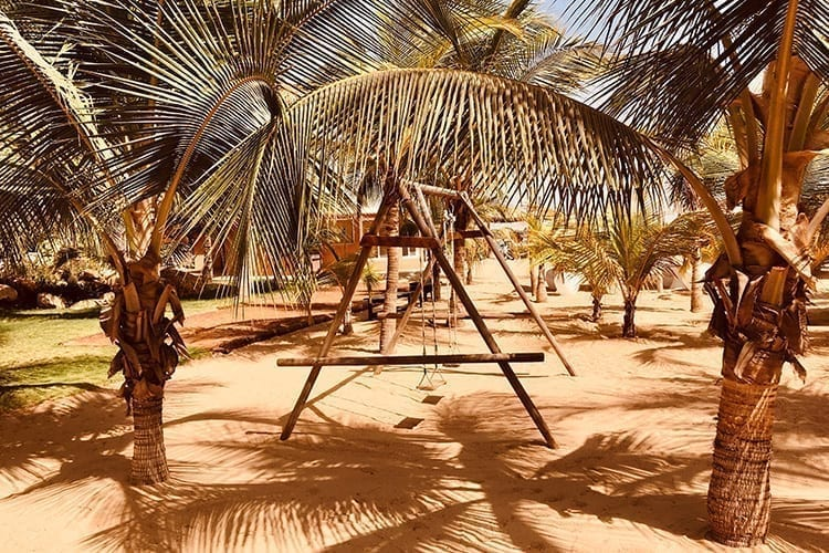 Blue Bay Senegal Little Guest Playground