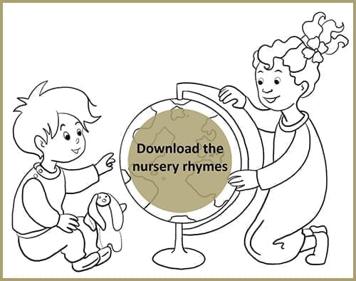 Nursery Rhymes Colour Little Guest