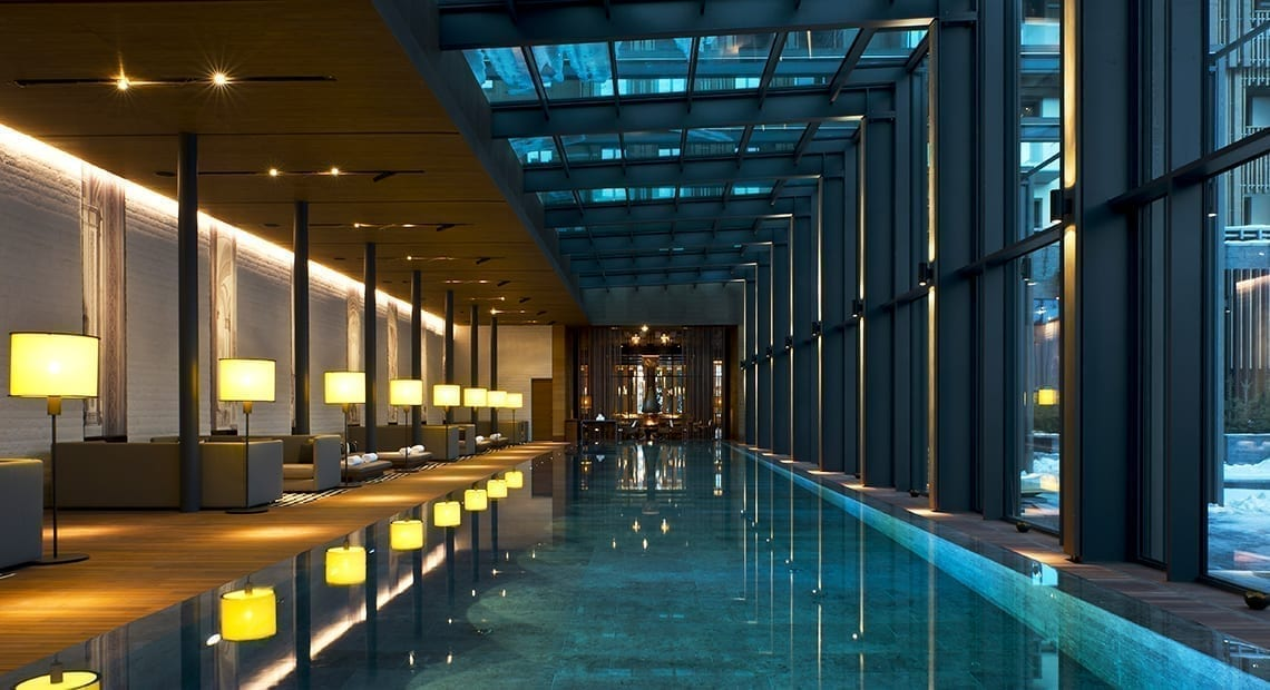 The Chedi Andermatt *****