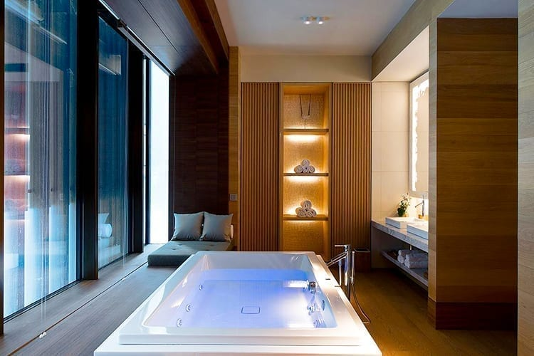 The Chedi Andermatt - fitness roomv