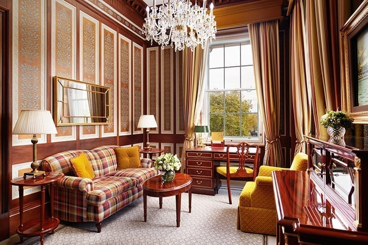 The Lanesborough Apsley_Suite_Living_Room