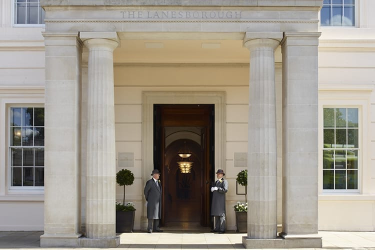 The Lanesborough Main Door